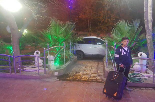 فوتبالیست باشتی به اردوی تیم ملی زیر۱۴ سال دعوت شد+تصاویر