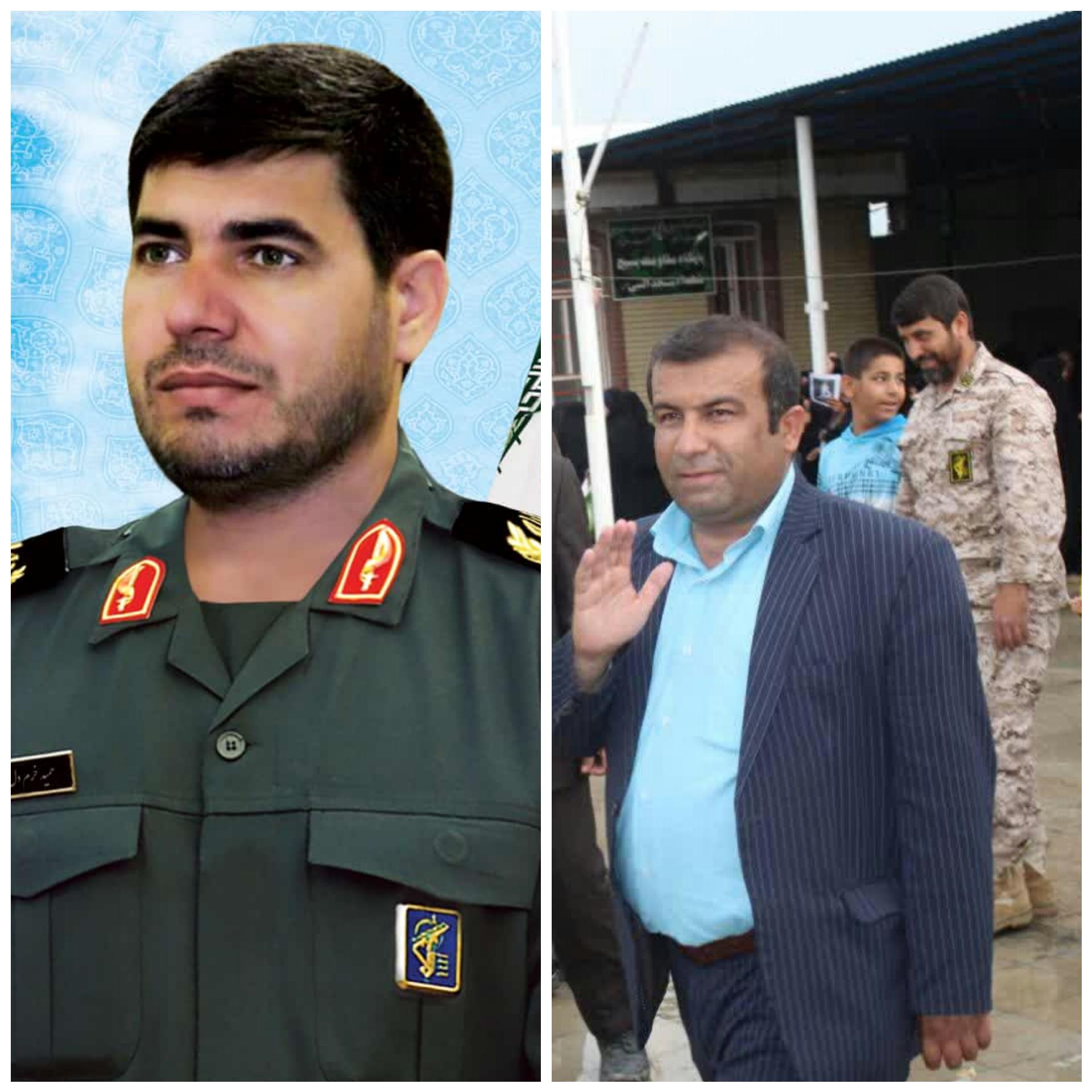پیام تبریک شهردار باشت به فرمانده سپاه استان کهگیلویه و بویراحمد