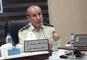 سارق ۱۳ خانه در گچساران دستگیر شد