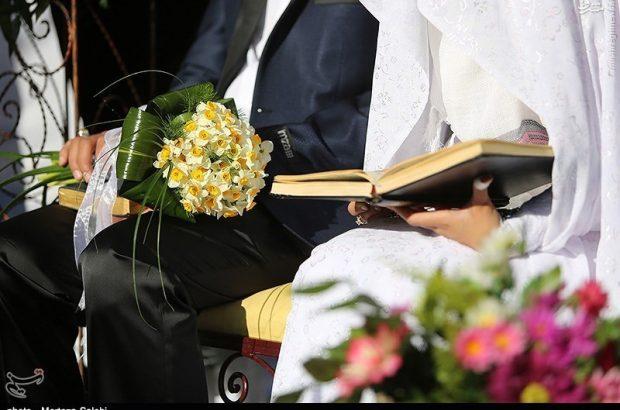 خاصترین ازدواج در ایران/ عقدی که در خیابان گچساران جاری شد+فیلم