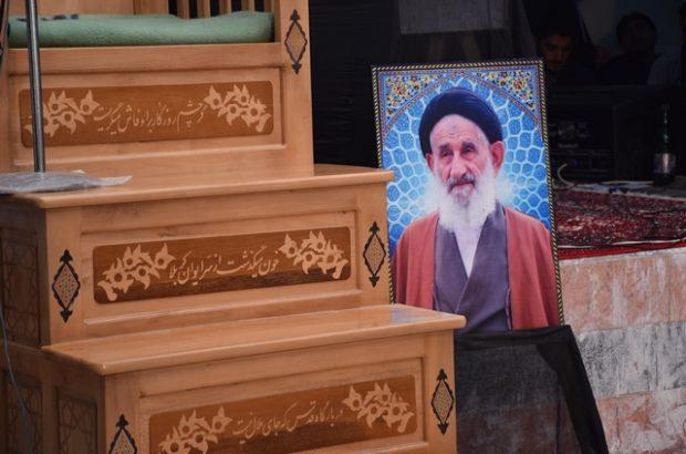 حضور کاندیدای شاخص اصولگرای گچساران و باشت در سومین و هفتمین روز درگذشت حجتالاسلام آمیراحمد تقوی+تصاویر