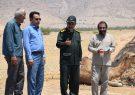پشت صحنه آمادهسازی مراسم بزرگ واقعه غدیر خم در گچساران+تصاویر و اسامی بازیگران
