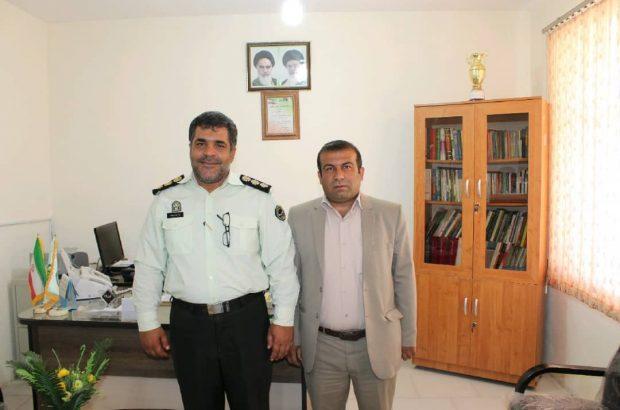 پیام تبریک شهردار باشت به مناسبت هفته نیروی انتظامی