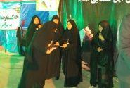 ۸۶ خانواده شهید قشقایی در گچساران تجلیل شدند+تصاویر