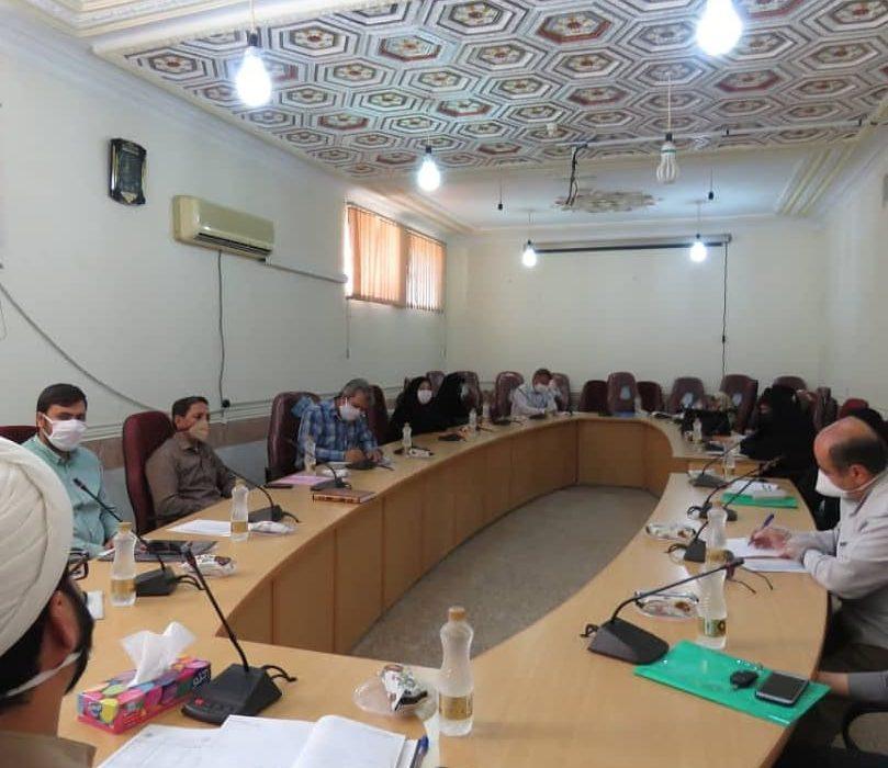 برگزاری جلسه هماندیشی جمعی از فعالان قرآنی با سرپرست تبلیغات اسلامی گچساران+تصاویر