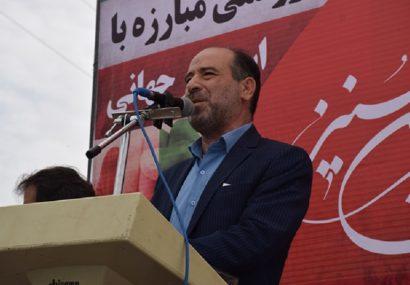 شهادت سردار کهگیلویه و بویراحمدی در سیستان و بلوچستان