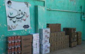 کشف کالاهای میلیاردی قاچاق توسط نیروی انتظامی گچساران