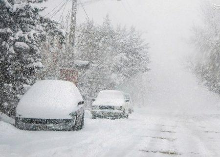 هشدار هواشناسی/کولاک و سرمای بیسابقه+جزئیات
