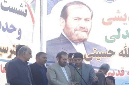 پیام سید قدرتالله حسینی به رقیبان انتخاباتیاش