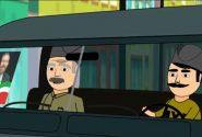 انیمیشن قابل تامل جوانان قشقایی حامی دکتر سید قدرتالله حسینی