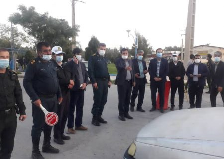 ورودی گچساران از سمت خوزستان بسته شد