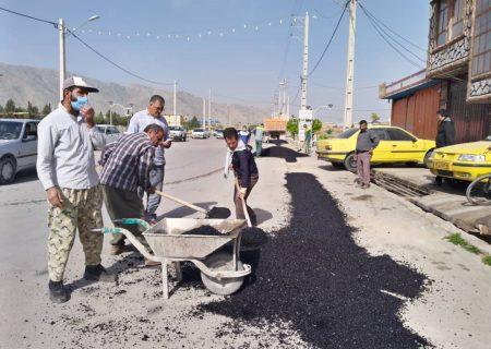 انتقاد شهردار باشت از وعده یکساله مخابرات کهگیلویه و بویراحمد و نامه به استاندار+تصاویر