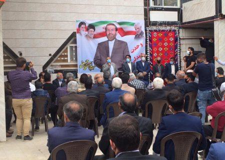 بیانیه جمعی از رزمندگان دفاع مقدس قشقایی در حمایت از سید قدرتالله حسینی+اسامی
