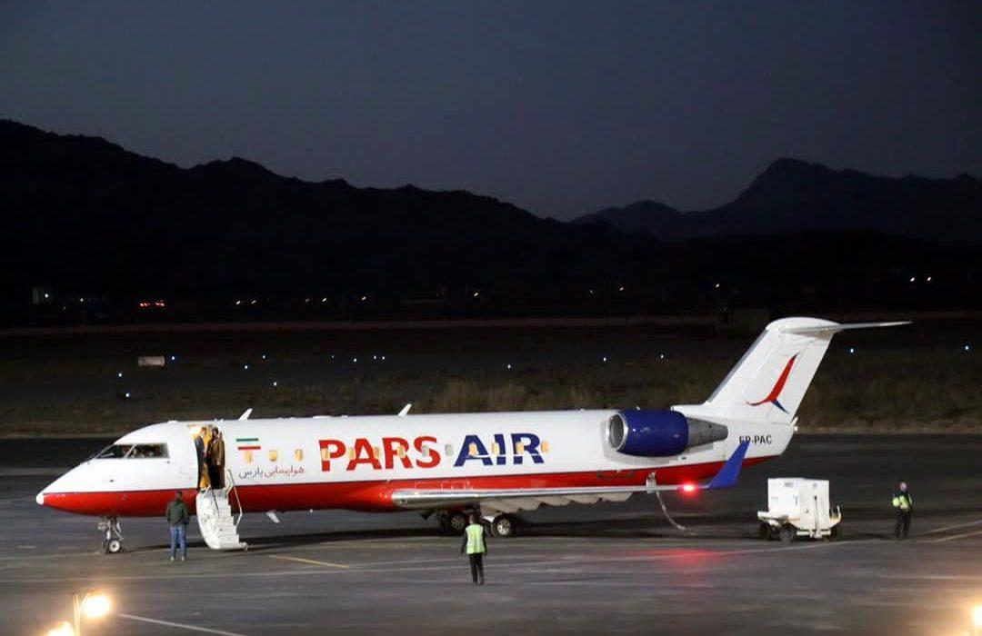 واکنش رئیس فرودگاه گچساران به خبر کذب لغو پروازهای پارسایر به گچساران: بعضی برداشت مورد علاقه خود را به خورد جامعه میدهند/این شیطنت رسانهای قابل درک نیست