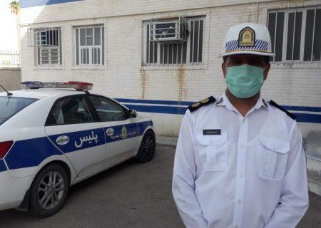 رئیس جدید پلیس راهور گچساران منصوب شد